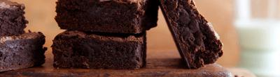 Brownies fabuleux (sans farine)