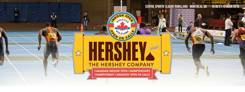 CHAMPIONNAT CANADIEN EN SALLE HERSHEY 2016